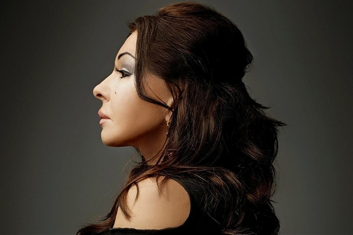 Natacha Atlas dans la playlist  Acoustic Arabic. - Betty Book Production